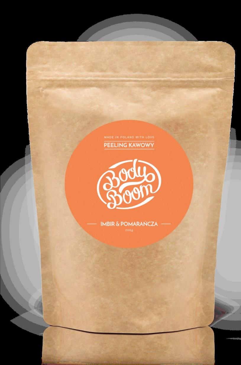 Imbir & Pomarańcza BodyBoom /materiały prasowe