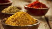 Imbir, curry, kurkuma