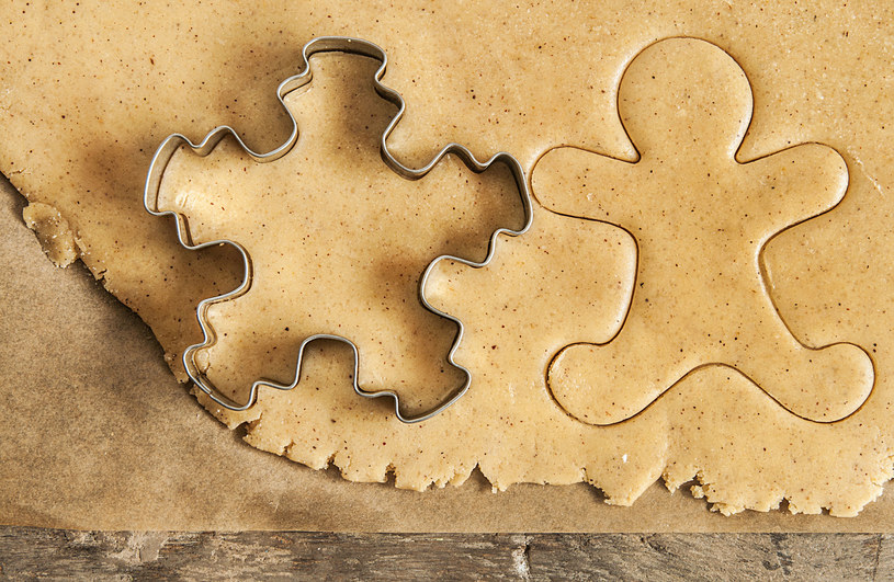 Imbirowe ciasteczka /123RF/PICSEL