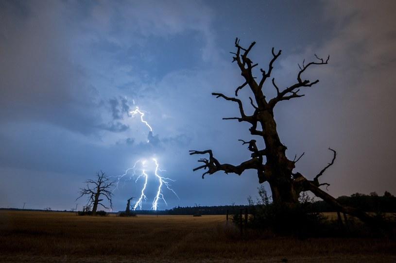 IMGW ostrzega przed burzami w całej Polsce /Pawel F. Matysiak/REPORTER /East News