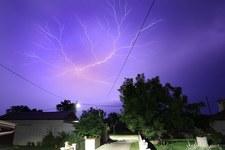 IMGW ostrzega przed burzami z gradem w czterech województwach