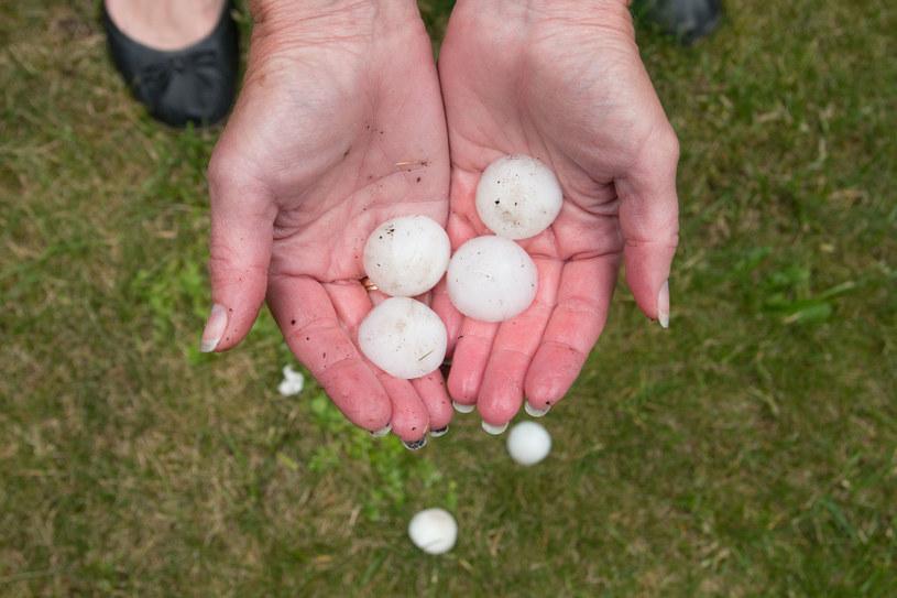 IMGW ostrzega przed burzami z gradem, zdj. ilustracyjne /123RF/PICSEL