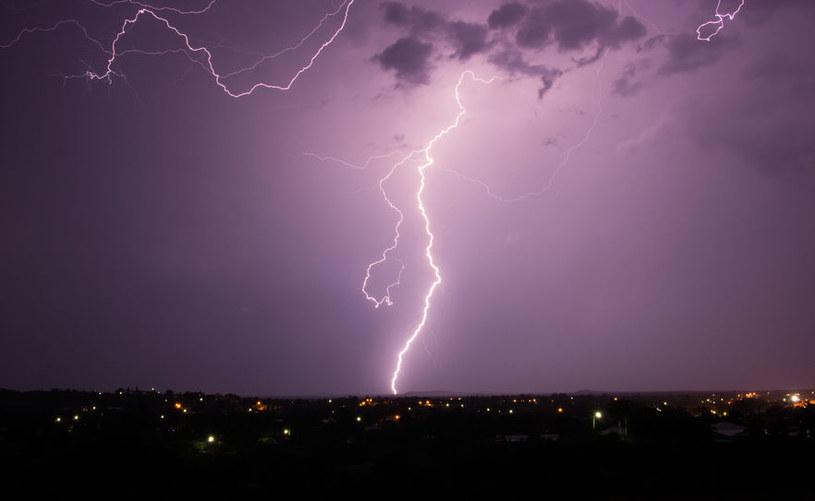 IMGW ostrzega przed burzami /123RF/PICSEL