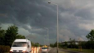 IMGW ostrzega przed gwałtownymi burzami