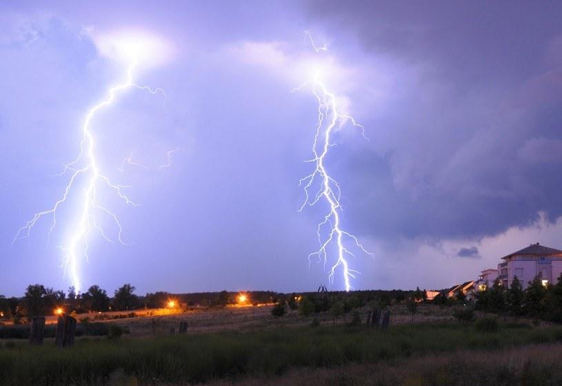 IMGW ostrzega przed intensywnymi opadami i burzami /123RF/PICSEL