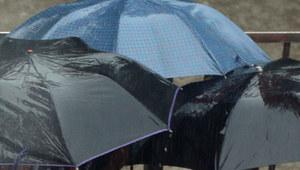 IMGW ostrzega przed intensywnymi opadami w południowej Polsce