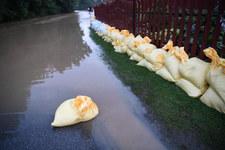 IMGW ostrzega przed podtopieniami po burzach. Alerty dla Małopolski i Podkarpacia