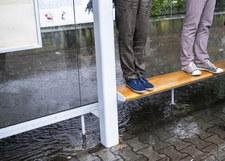 IMGW: ostrzeżenia przed intensywnym deszczem w czterech województwach