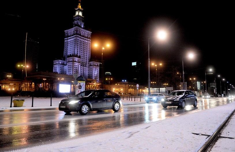 IMGW wydał ostrzeżenia przed oblodzeniem dla kilku województw /Jan Bielecki /East News