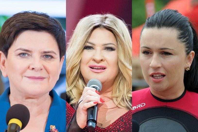 """Imię """"Beata"""" nosi wiele znanych kobiet ze świata show-biznesu i polityki /Wojciech Stróżyk /Reporter   /East News"""