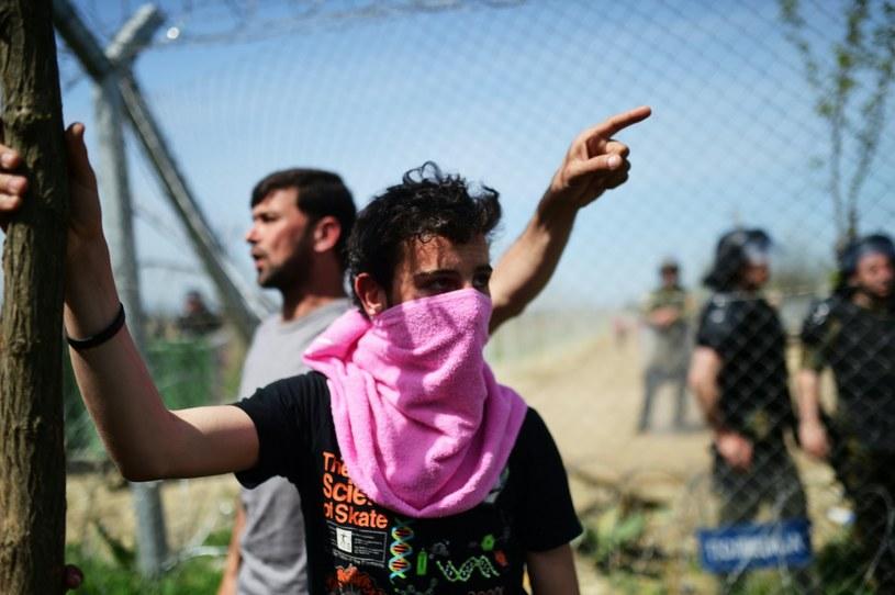 Imigranci (Grecja, 2016 rok), zdj. ilustracyjne /BULENT KILIC/AFP /East News