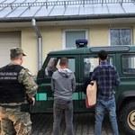 Imigranci przepłynęli Bug wpław. Chcieli dostać się do Polski