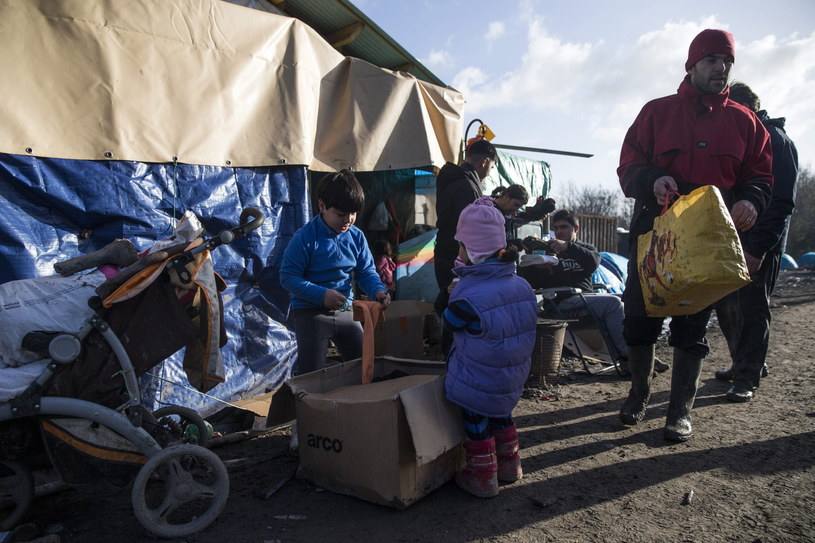Imigranci w Niemczech narzekają na socjal i jedzenie (zdj. ilustracyjne) /ETIENNE LAURENT /PAP/EPA