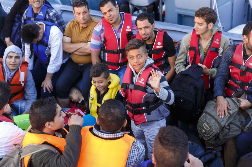 Imigranci, zdj. ilustracyjne /Reporter