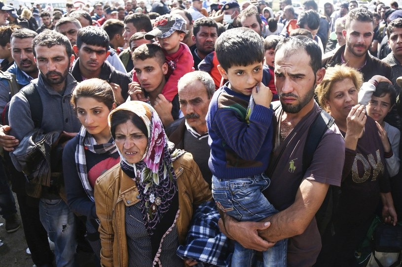 Imigranci - zdj. ilustracyjne /Beata Zawrzel /Reporter