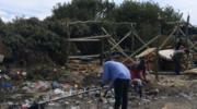 Imigranckie gangi w Calais zbroją się