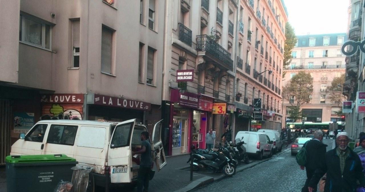 Imigranckie piekło w Paryżu. Fotoreportaż korespondenta RMF FM