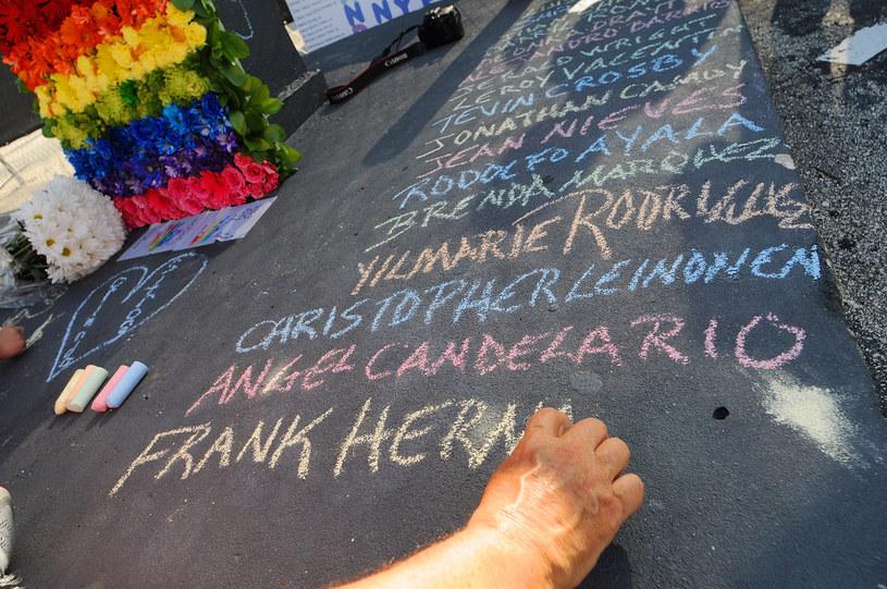 Imiona ofiar najkrwawszej strzelaniny w historii USA /AFP