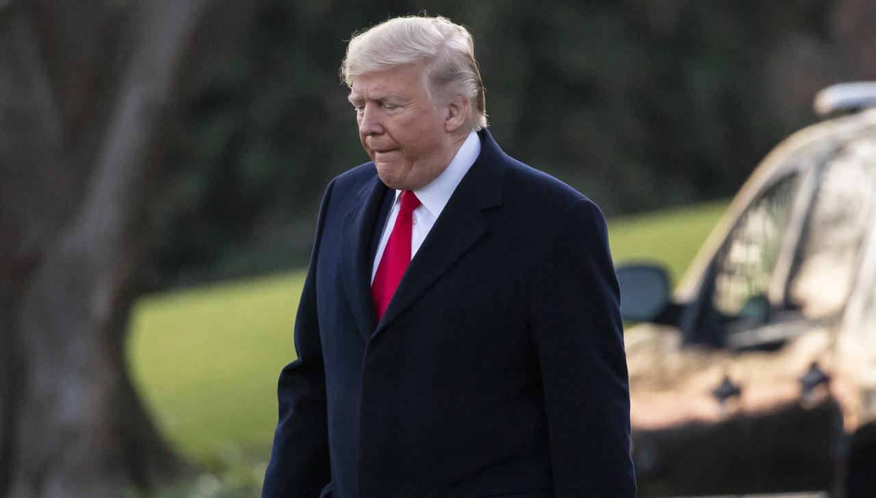 Impeachment Donalda Trumpa. Prezydent USA postawiony w stan oskarżenia