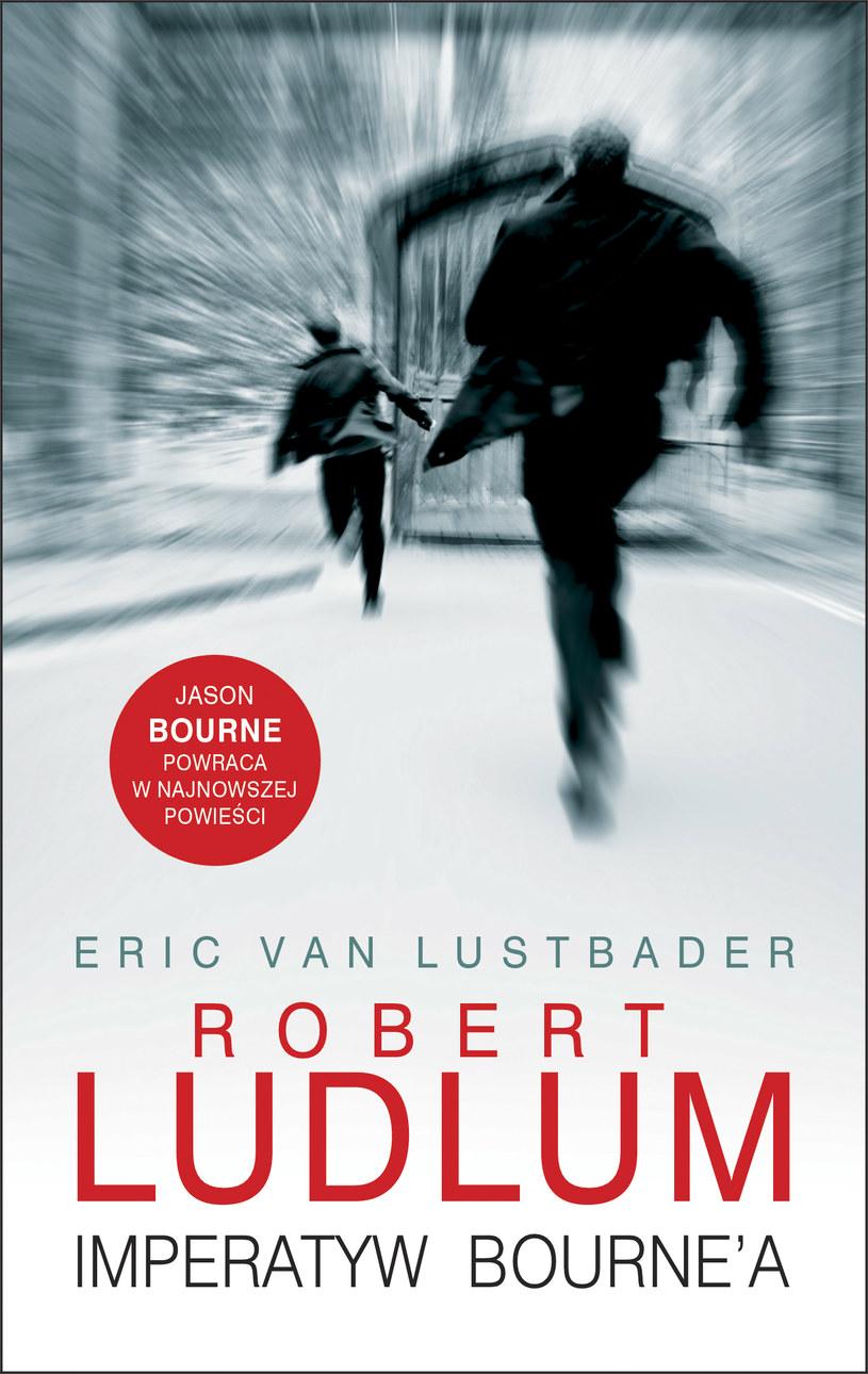 Imperatyw Bourne'a /Wydawnictwo Albatros