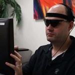 Implant mózgowy, który częściowo przywraca wzrok