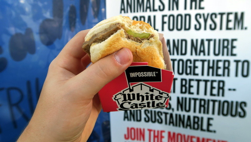 Impossible Burger /INTERIA.PL