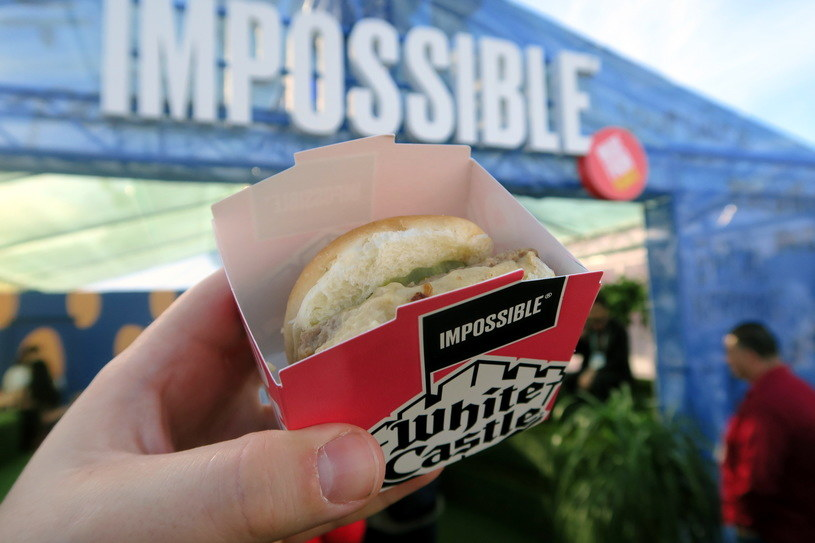 Impossible Foods i bezmięsna wieprzowina /INTERIA.PL