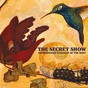 The Secret Show: -Impressionist Road Map Of The West