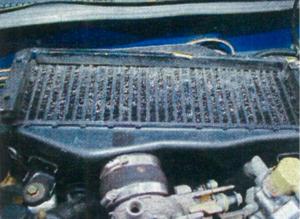 Impreza GT /Motor