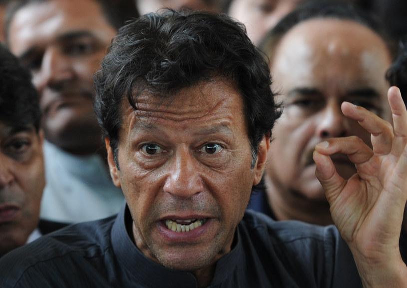 Imran Khan /AFP