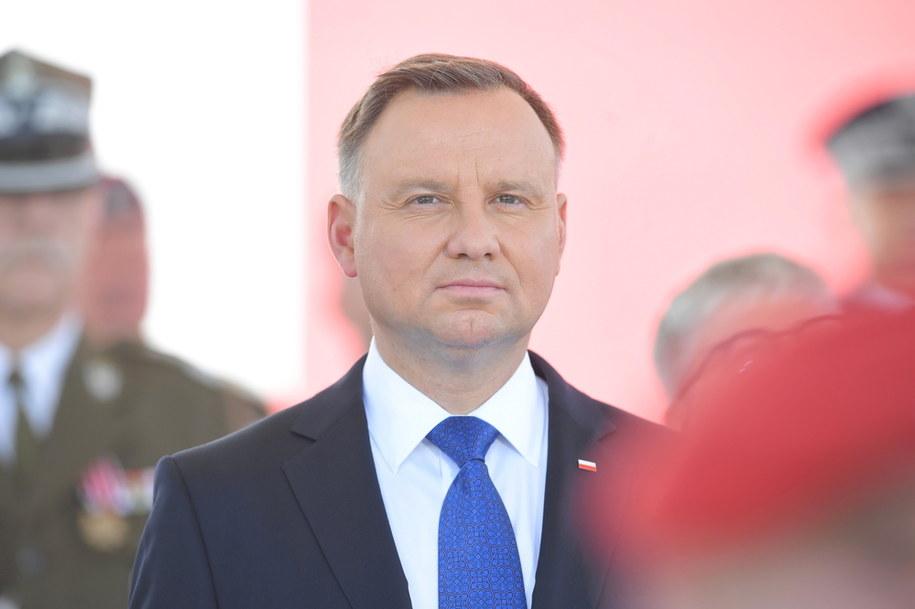 Inauguracja II kadencji Prezydenta RP / Radek Pietruszka   /PAP