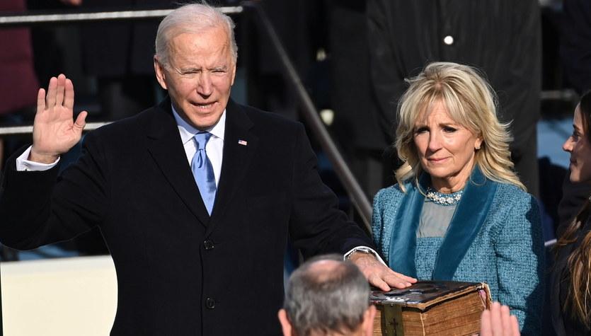 Inauguracja prezydentury Joe Bidena