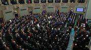 Inauguracyjne posiedzenie Sejmu VII kadencji