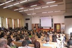 Inaugurujące zajęcia Akademii RMF