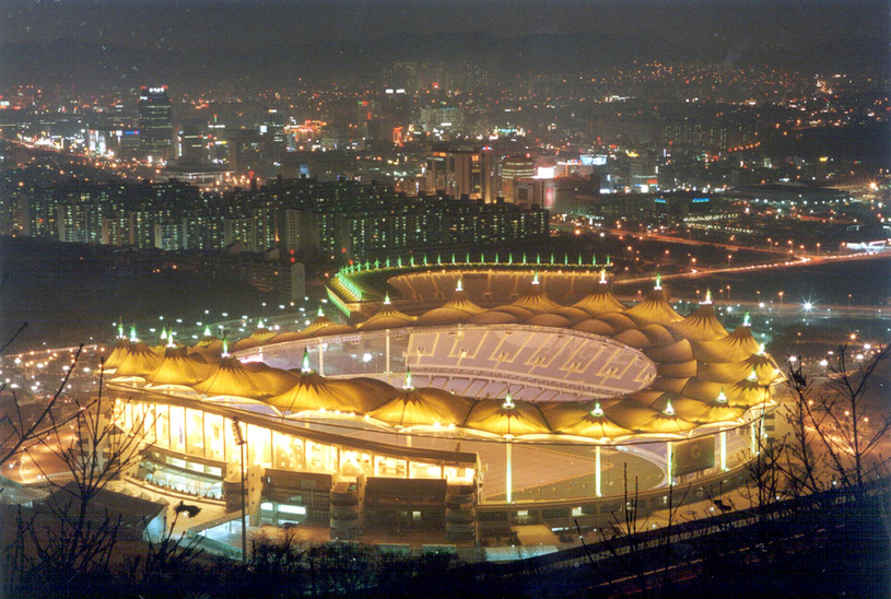 Incheon World Cup Stadium /AFP