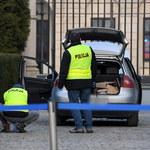 Incydent przed Pałacem Prezydenckim. 36-latek trafi do aresztu