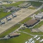 Incydent w bazie sił powietrznych USA. Padły strzały