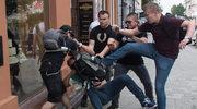Incydent w Radomiu. Ukarano strażników miejskich