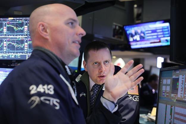 indeks S&P 500 jest kluczowym czynnikiem wskazującym /AFP