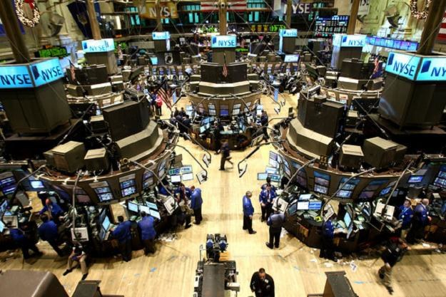 Indeks S&P 500 spadł o 0,81 proc. i wyniósł na koniec dnia 1337,77 punktów /AFP