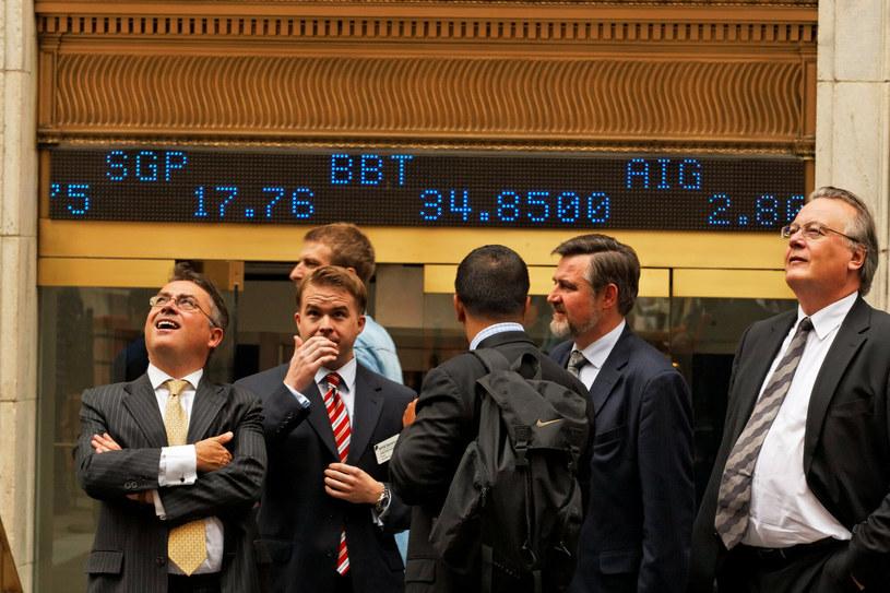 Indeksy amerykańskiej giełdy Dow Jones i S&P500 właśnie ustanowiły rekordy wszech czasów /Trevor Collens /Photoshot /Reporter