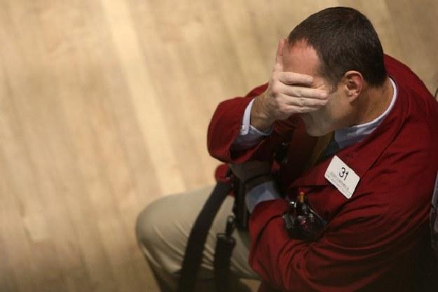 Indeksy giełd w USA zanurkowały na otwarciu notowań /AFP