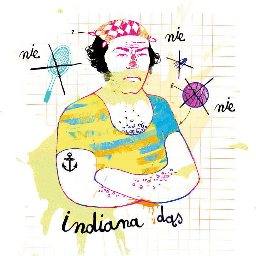 Indiana Dąs  /Anna Czech /Twój Styl