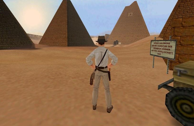 Indiana Jones /materiały prasowe