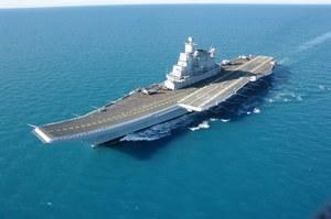 Indie: Były rosyjski lotniskowiec wchodzi do służby