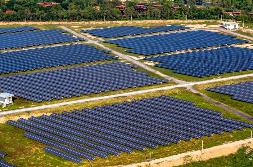 Indie chcą do 2030 roku mieć aż 40 proc. całkowitej mocy zainstalowanej w OZE /123RF/PICSEL