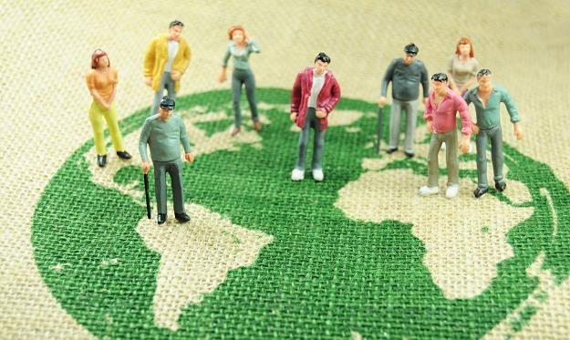 Indie, Chiny i USA - te trzy państwa będą mieć do 2050 roku największe populacje na świecie /©123RF/PICSEL