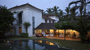 Indie, Goa: Hotele z historią