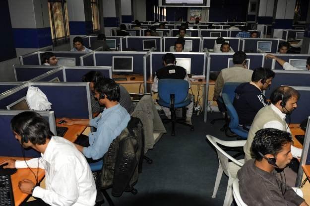 Indie nadal  stanowią światowego potentata outsourcingu, ale to może ulec zmianie /AFP