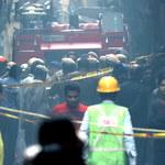 Indie: Policja zatrzymała właściciela budynku, w którego pożarze zginęły 43 osoby